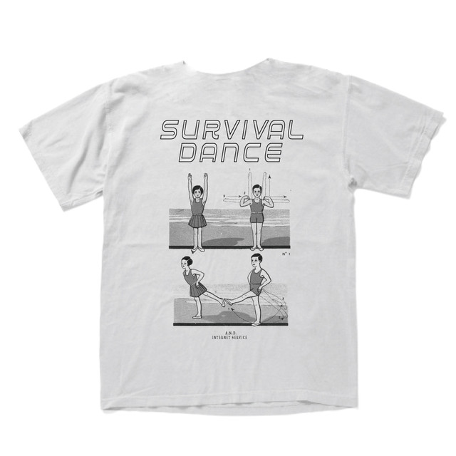 "A.N.D. ""SURVIVAL DANCE"" S/S T"