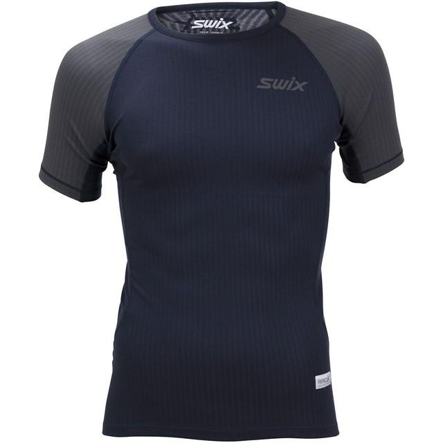 SWIX(スウィックス) レースボディー SS 半袖 メンズ 40451-75100 ベースレイヤー ボディ インナー アウトドア スポーツ フィットネス ランニング ウェア