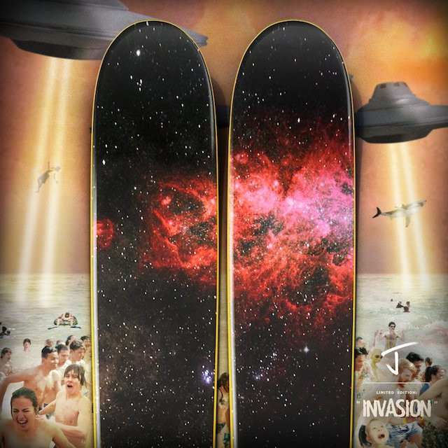 "J skis - THE ALLPLAY ""INVASION""(予約販売)"
