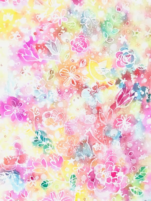 ✨ Lovely Love   { 水彩画 ART }