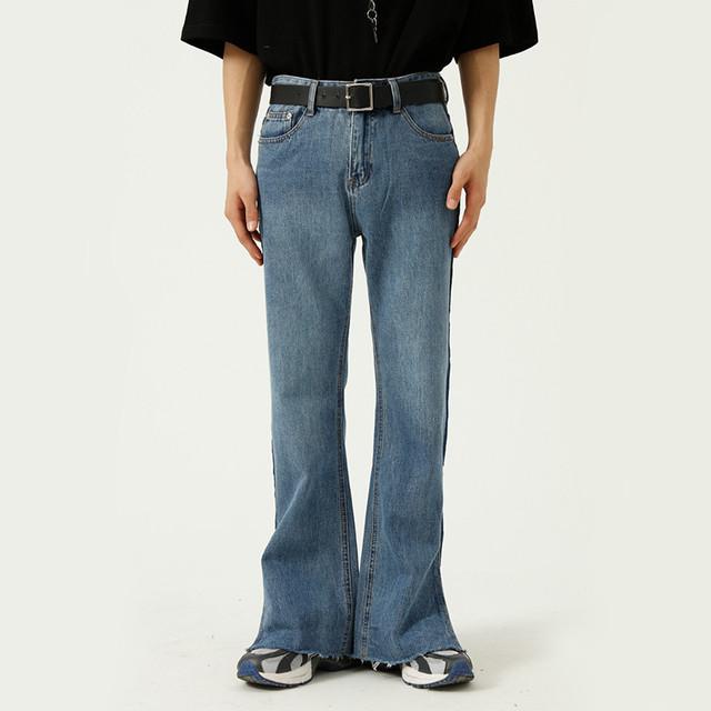 Micro flared jeans   b-304