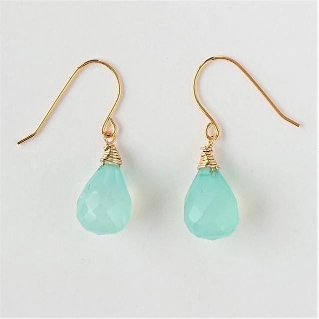 drop pierce / earring 021