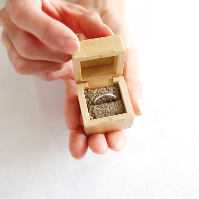 指輪入 1つ用(リングケース/3種類)