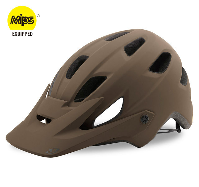 GIRO CHRONICLE MIPS Matte Dark Red