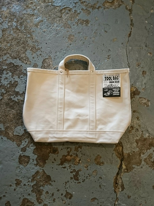 """LABOR DAY """"TOOL BAG SMALL"""" white Color"""