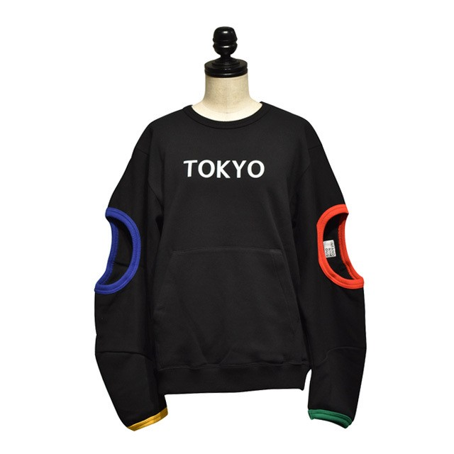 INFANANYMOUS / Tokyo 2020 Pullover / Black