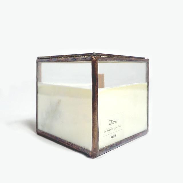 Botanical Fragrance Soy candle|Werther von Goethe - Sandalwood -