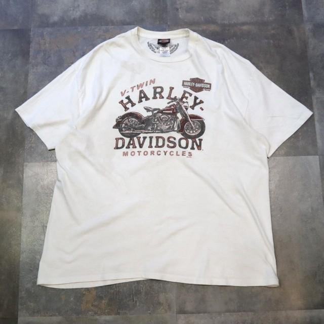 Harley-Davidson print tee