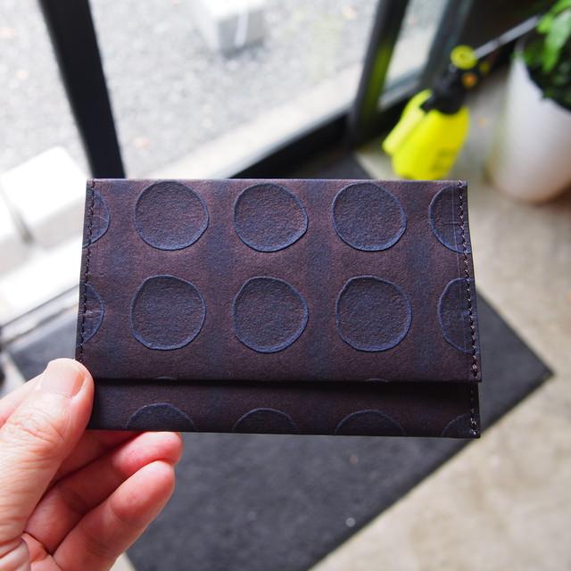 山次製紙所 カードケース