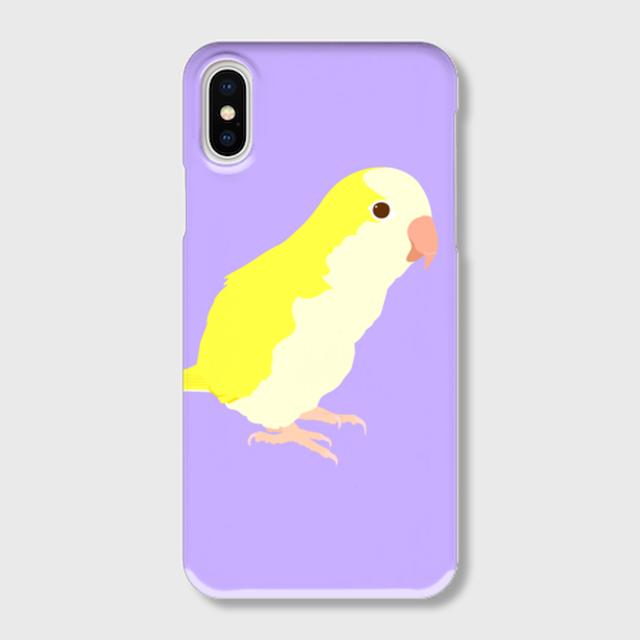 iPhoneケース オキナインコ【各機種対応】