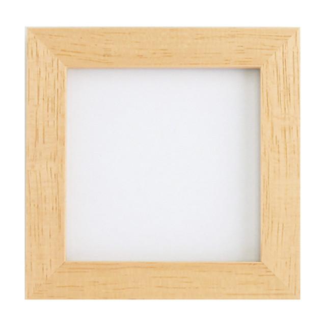 オリムパス製額縁 木製フレーム(白木)W-56:C-009668