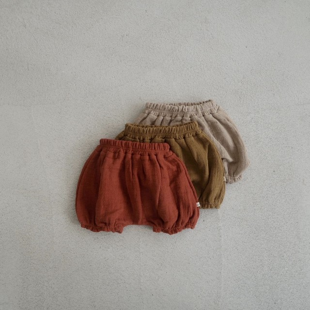 Baby bloomers (3color)