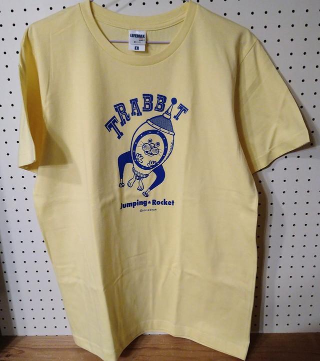 【ririconch】Tシャツ (TRABBIT/Lサイズ)