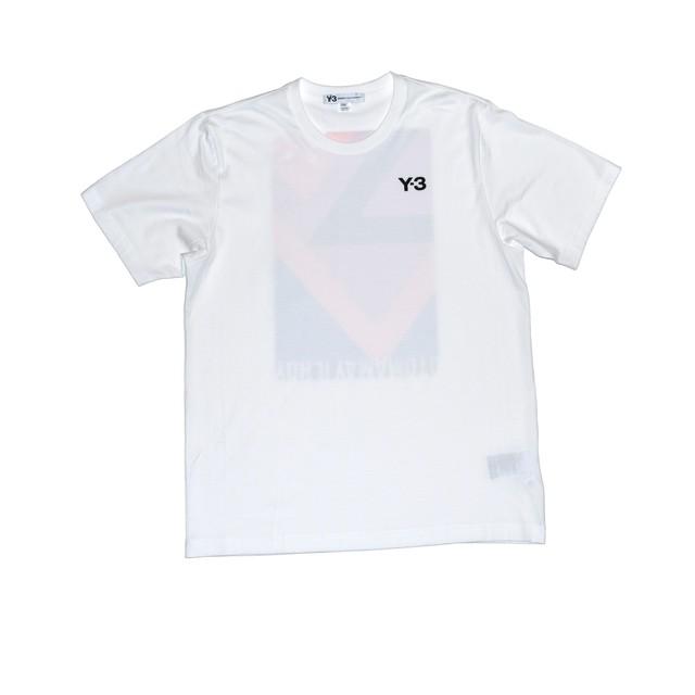 Y-3 U SWM MULTI CUT GRAPHIC T-Shirt