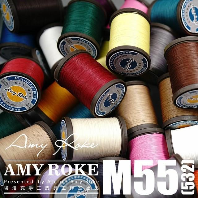 0.55mm cotton Linen thread Atelier Amy Roke