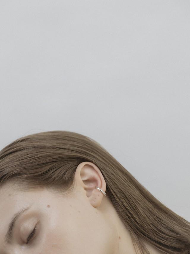 fragment big hoop earcuff(再入荷)