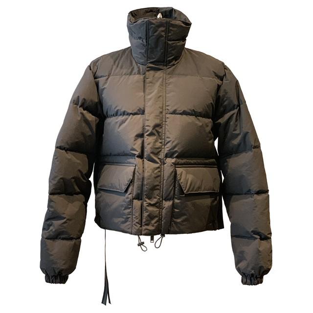 BEN TAVERNITI UNRAVEL Oversized down jacket
