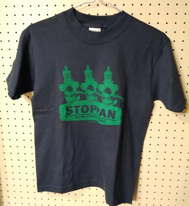 【ririconch】Tシャツ (STOPPAN/M 10-12 サイズ)