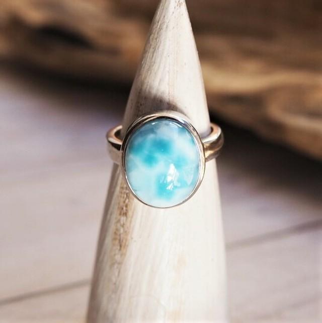 Larimar Ring 18388990-h