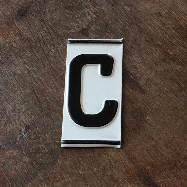 Sign C