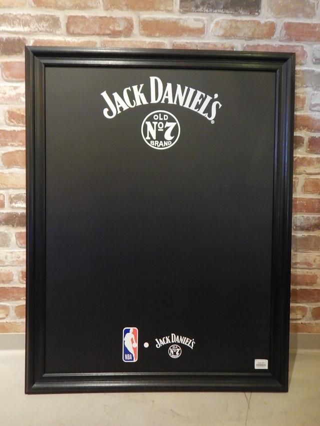 品番0055 看板 Jack Daniel's old No.7 ジャック ダニエル オールドNo.7 ブラック 012