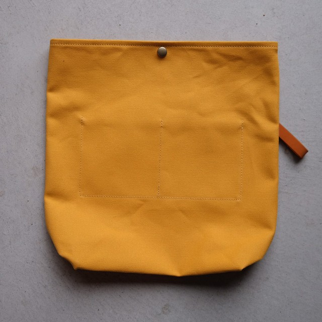 QUATTRO VINI用インナーバッグ 〈 Yellow 〉