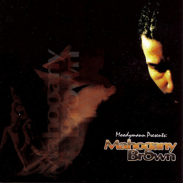 【LP】Moodymann - Mahogany Brown