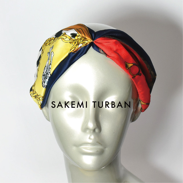SAKEMI TURBAN / No,10102-2 #12