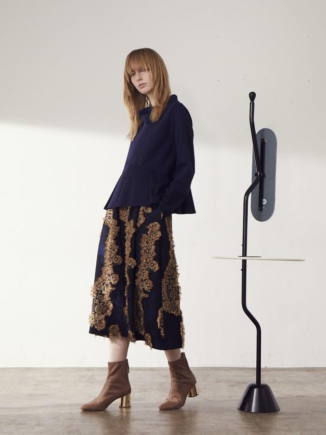 音符の宿り木みたいなスカート