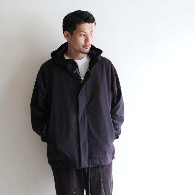 STILL BY HAND  【 mens 】hood harf coat