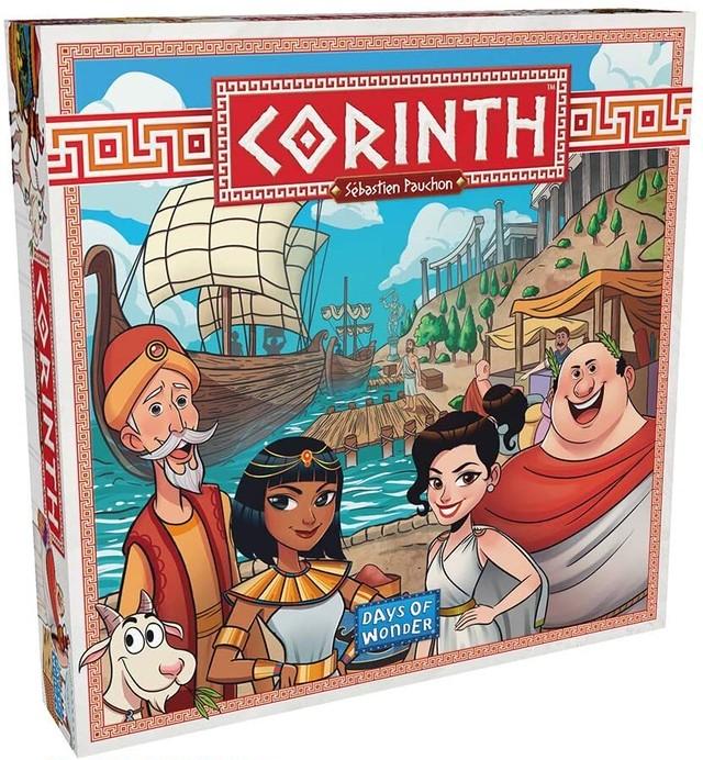コリントス (CORINTH) 日本語版