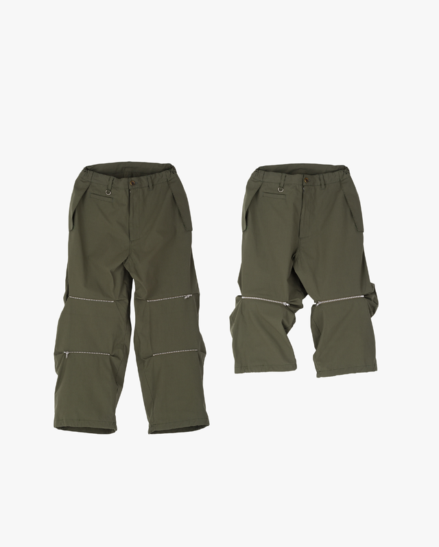 PHINGERIN  CHARMY  PANTS  OLIVE