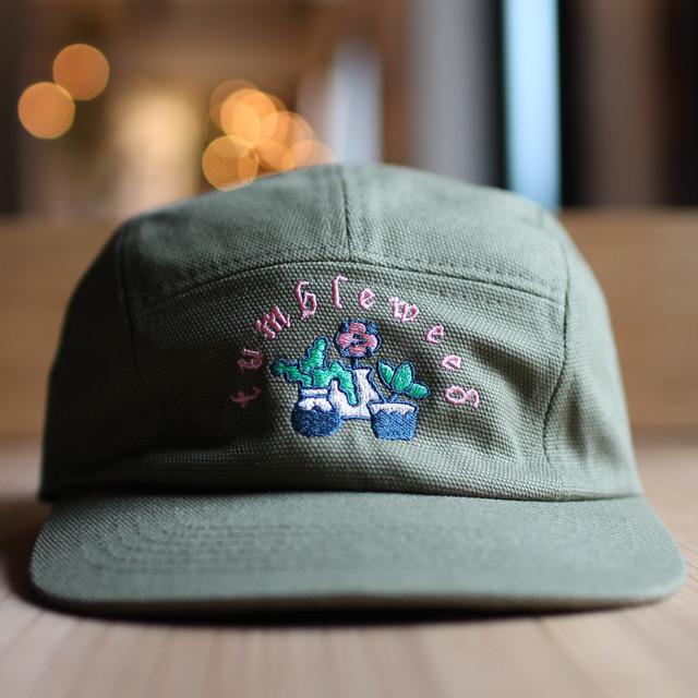 【TUMBLEWEED】 VERANDAH  camp cap ※11月中旬入荷予定
