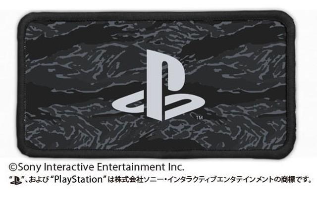 """脱着式フルカラーワッペン""""PlayStation"""" プレイステーション / COSPA"""
