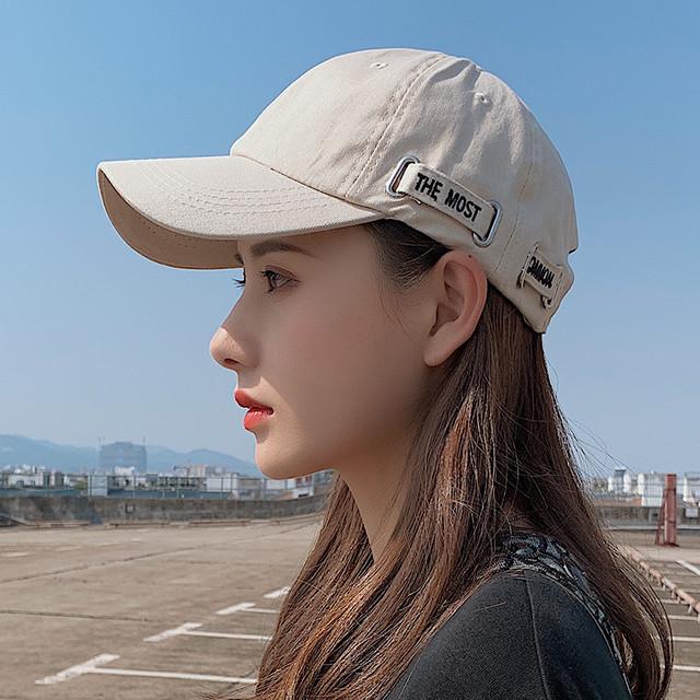 【アクセサリー】小顔効果 おしゃれ uvカット 大きいサイズ 韓国 キャスケット 野球帽45212104