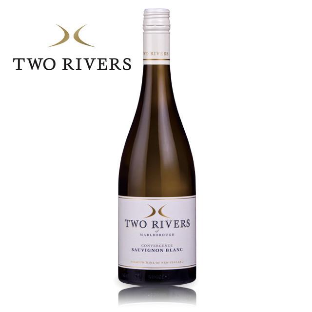 TWO RIVERS Convergence Sauvignon Blanc 2017 / トゥーリバーズ コンバージェンス ソーヴィニヨンブラン