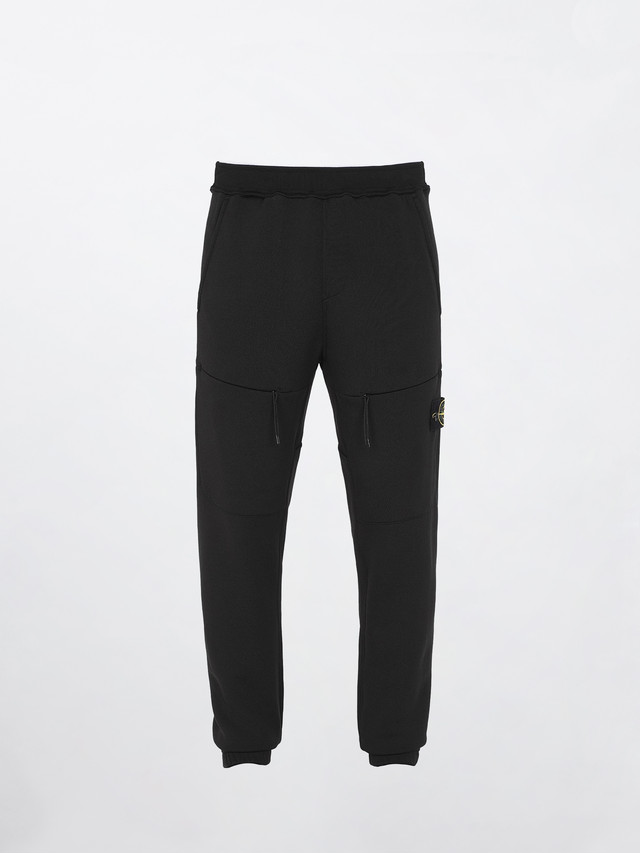 Stone Island  JERSEY SWEAT PANTS V0029 Nero 731563847