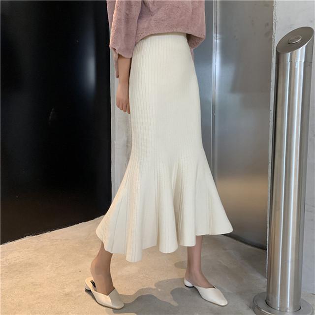 タイトボトムフレアスカート◆お取寄せ商品◆SSBT004