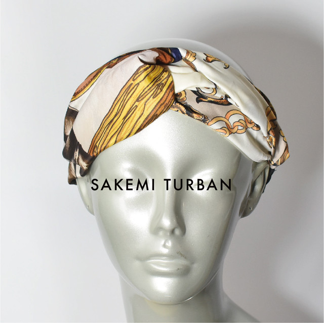 SAKEMI TURBAN / No,10102-1 #2