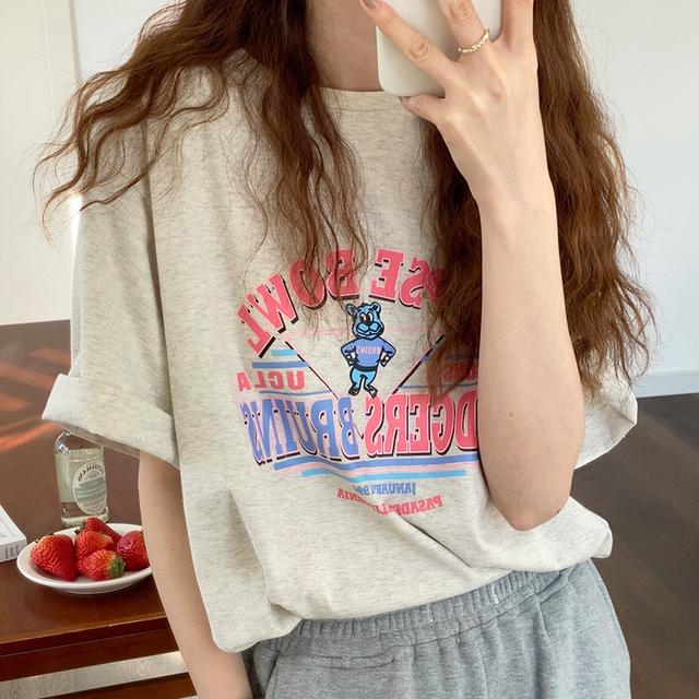 ROSE BOWL Tshirt(Glay)