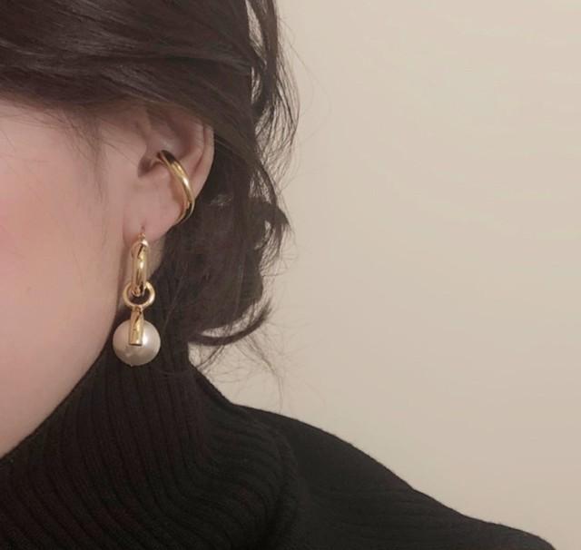 【在庫限り】lady pearl pierce