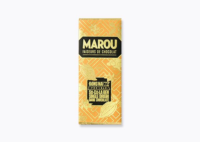【MAROU】 DONG NAI 72% mini シングル・オリジンチョコレート