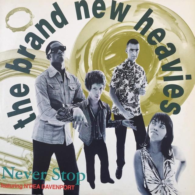 The Brand New Heavies – Never Stop