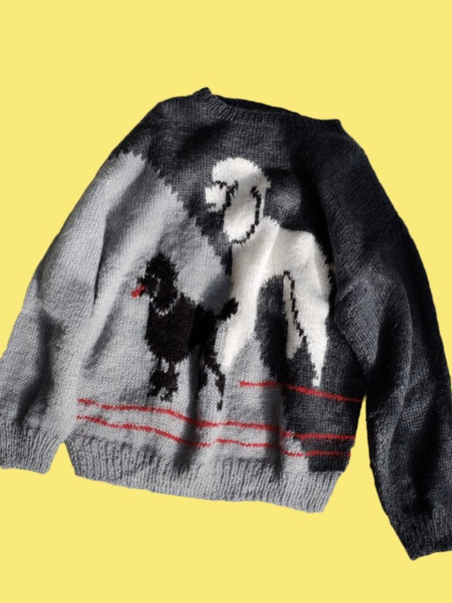 used dogs knit
