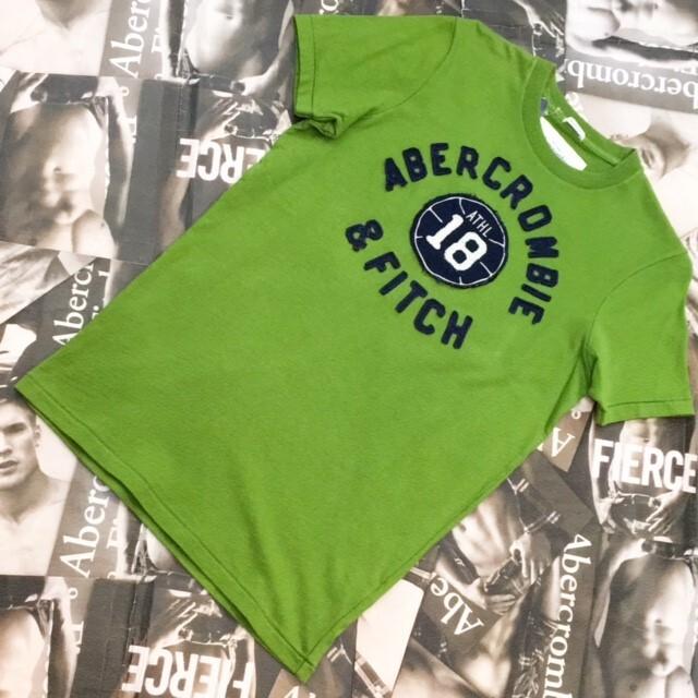 Abercrombie&Fitch MENS シャツ Mサイズ