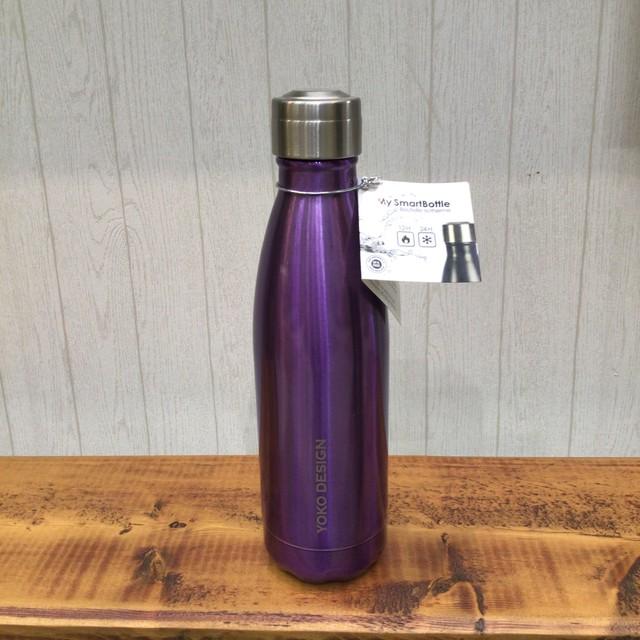 YOKO DESIGN smart bottle 17oz(500ml)パープルI