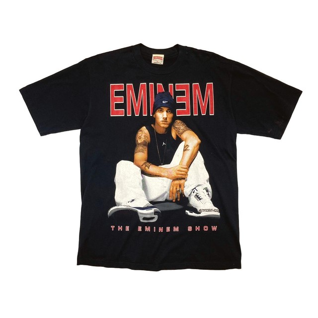 EMINEM THE EMINEM SHOW MICHAEL XL BLACK 97516