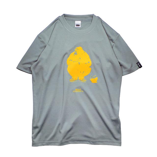 WILD.2X S/S PL <Gray×G.Yellow> - メイン画像