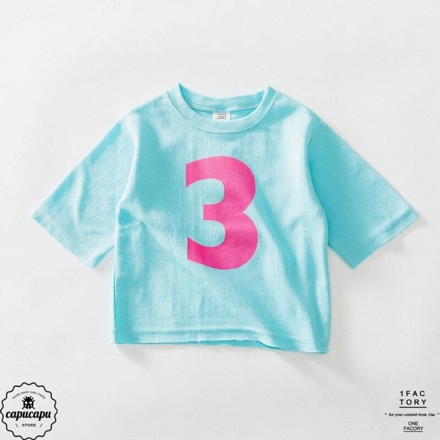 «予約» three T-shirt 4colors 3Tシャツ