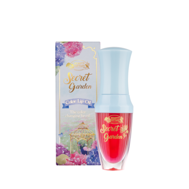 SECRET GARDEN COLOR LIP OIL